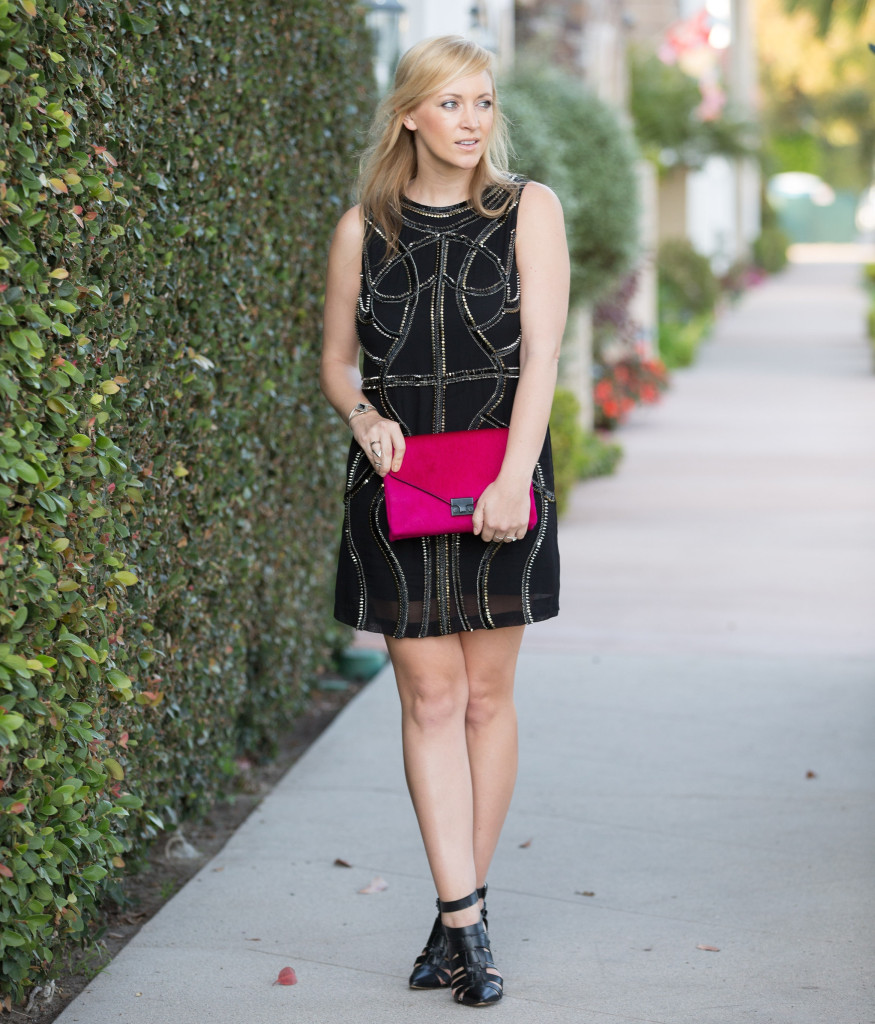 Karina Grimaldi Studded Dress 2