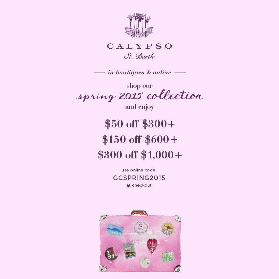 Calypso giftcard
