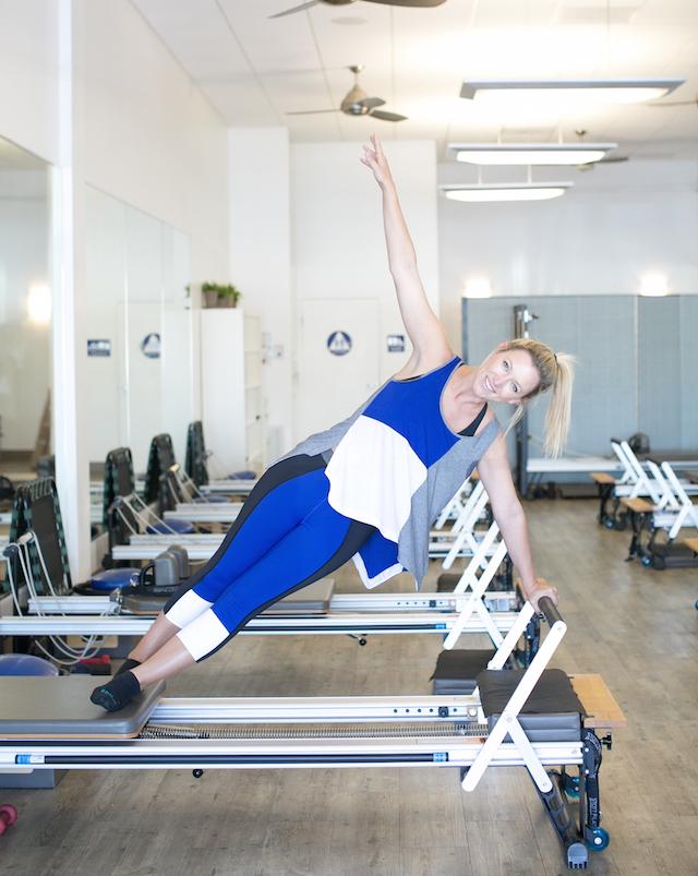 Derek Lam X Athleta pilates