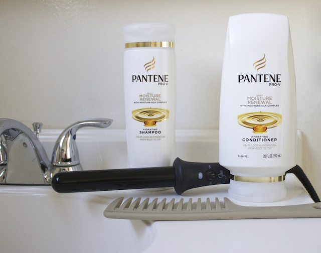 pantene moisture renewal