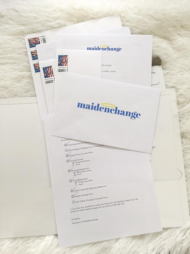 Maidenchange
