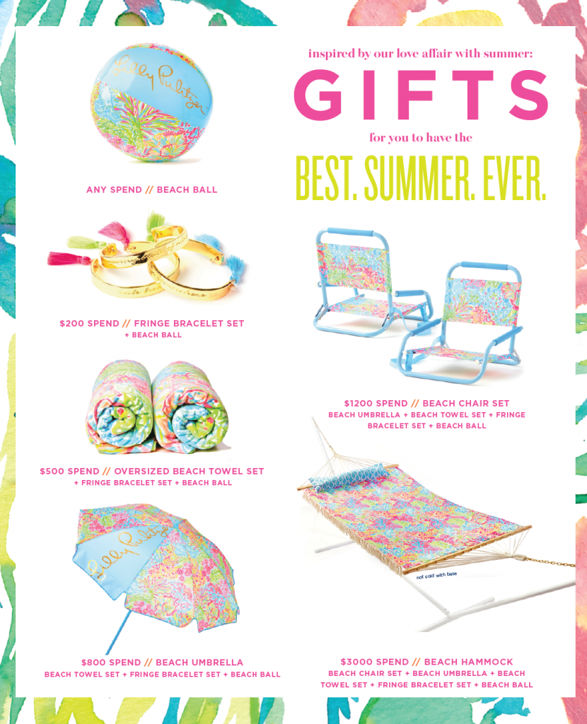 Lilly gifts