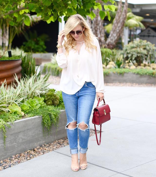 wayf blouse - 1