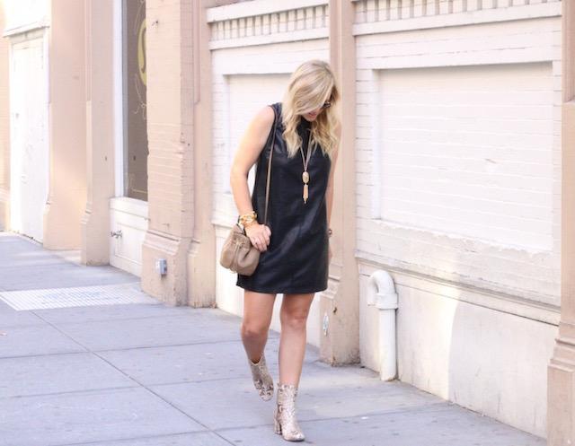 leather dress - 1 (2)