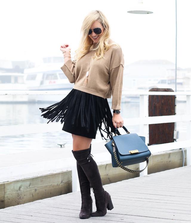 fringe skirt - 1 (8)