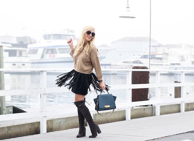 fringe skirt - 1 (9)