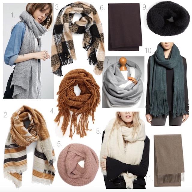 affordable scarves