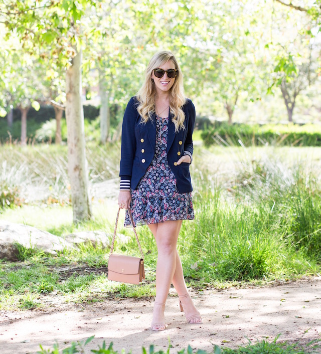 Orange County blogger Nikki Prendergast of My Style Diaries in pieces from cabi spring 2017.