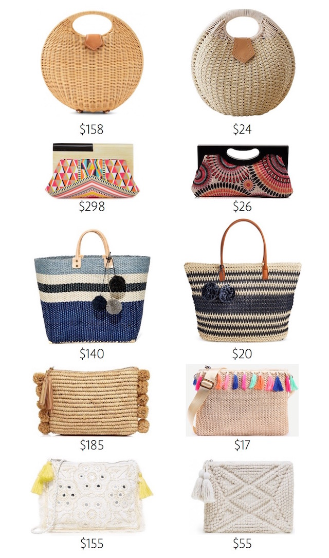Spend vs. Save: Chic Spring Handbags