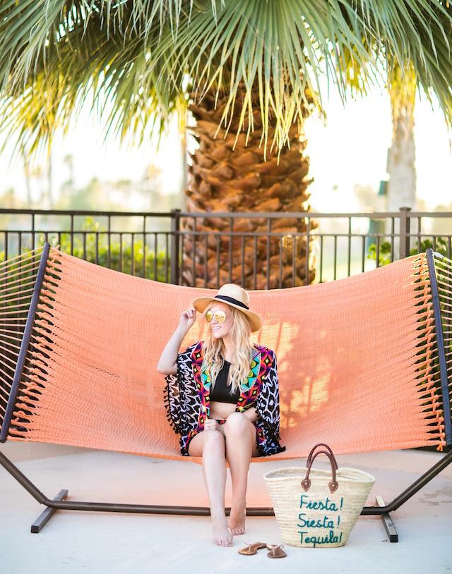 La Blanca swim + Trina Turk swim + Palm Springs