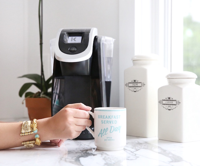 Keurig + Kate Spade New York mug