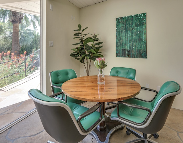 Palm Springs Mid-Century Modern Dining Room
