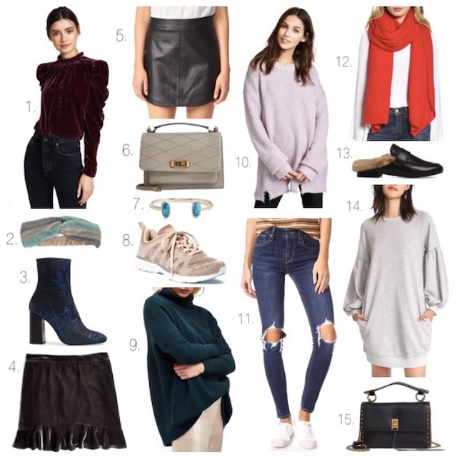 15 Fall Fashion Finds