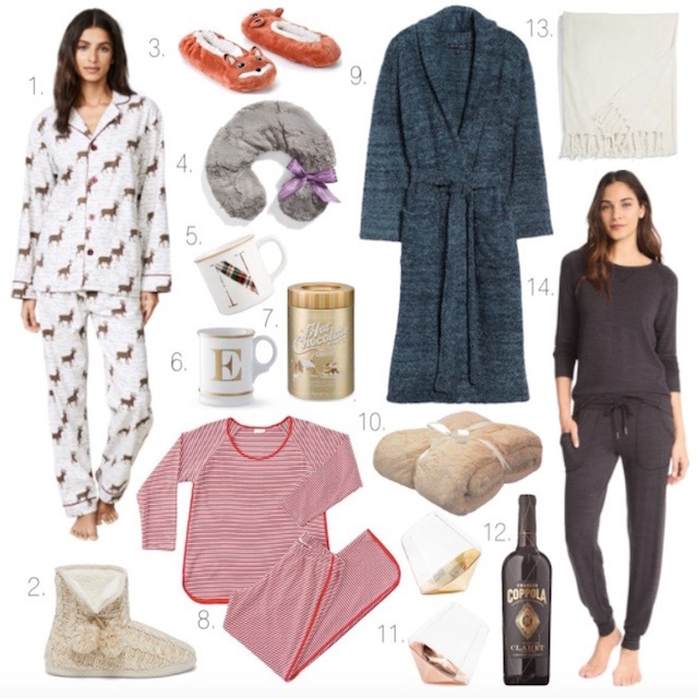 Cozy Holiday Gift Guide for the Homebody on your list