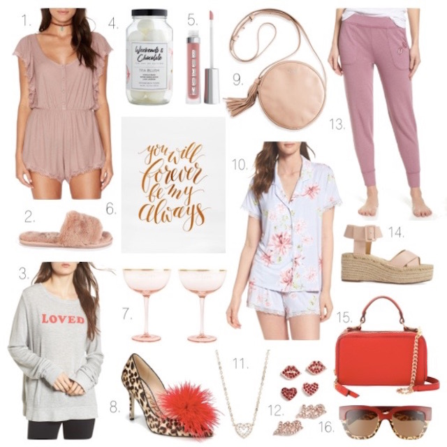 Valentine's Day gift guide | SoCal style blogger My Style Diaries