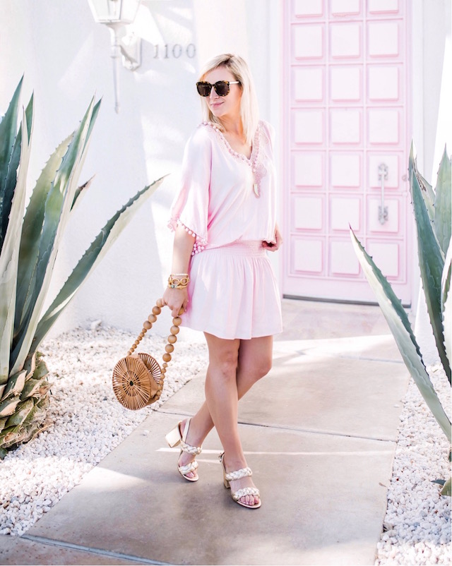 That Pink Door in Palm Springs, CA