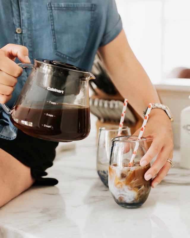 Cuisinart Automatic Cold Brew Coffeemaker | My Style Diaries blogger Nikki Prendergast