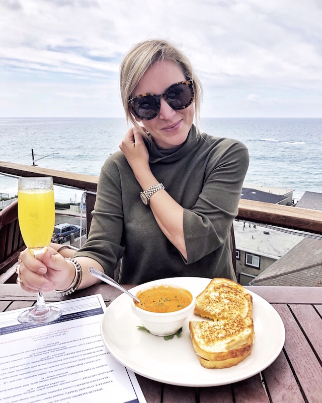 Rooftop Lounge Laguna Beach | My Style Diaries blogger Nikki Prendergast