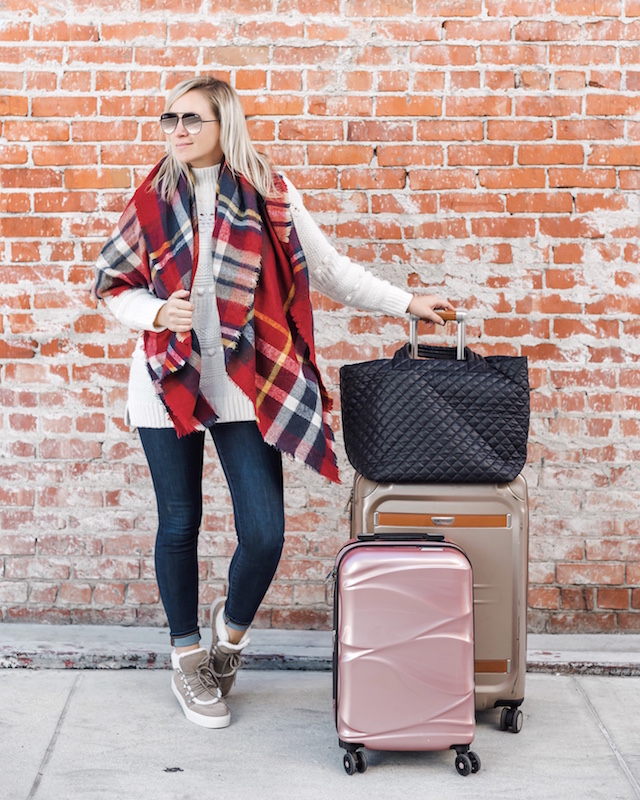 MZ Wallace travel bags | My Style Diaries blogger Nikki Prendergast
