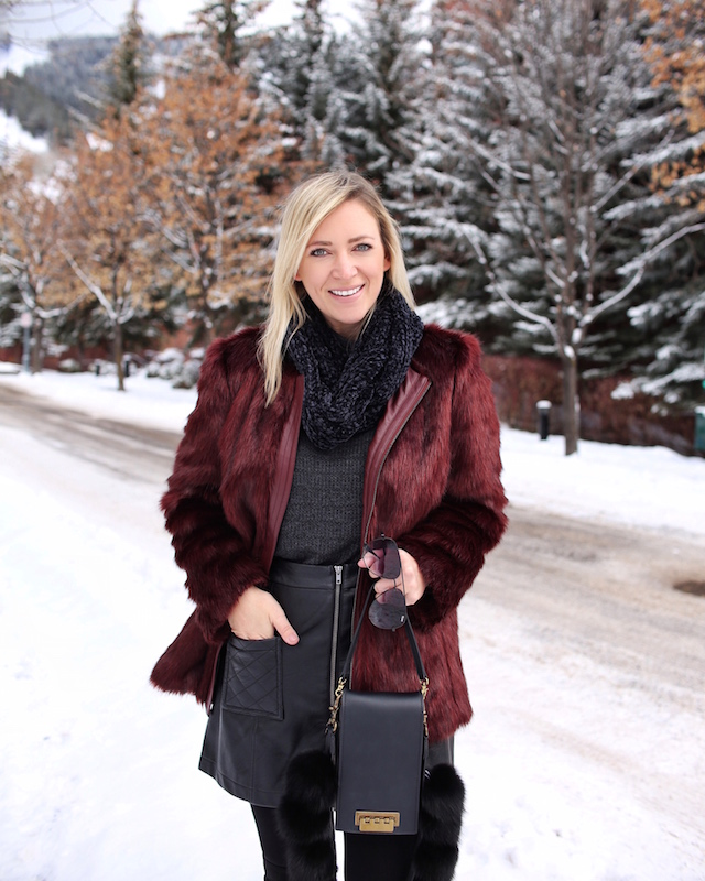 Winter at St. Regis Aspen Resort | My Style Diaries blogger Nikki Prendergast