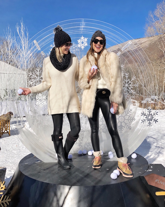 St. Regis Snow Polo World Championships | My Style Diaries blogger Nikki Prendergast