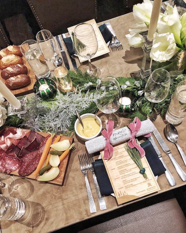 Midnight Supper at the St. Regis Aspen Resort | My Style Diaries blogger Nikki Prendergast