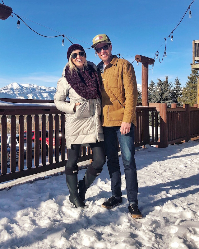 The Bird in Jackson Hole, Wyoming | My Style Diaries blogger Nikki Prendergast