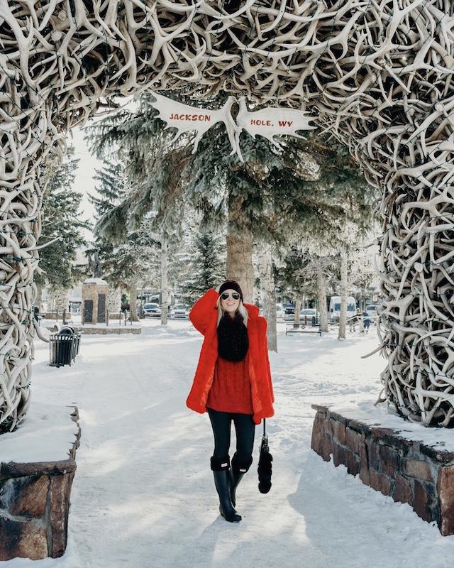Jackson Hole, Wyoming | My Style Diaries blogger Nikki Prendergast