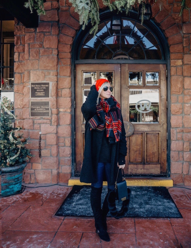 The Wort Hotel in Jackson Hole, Wyoming | My Style Diaries blogger Nikki Prendergast
